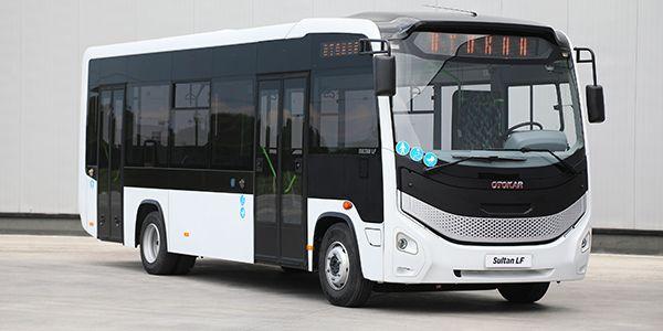 Sultan LF şehir içi yolcu taşımacılığına yeni bir soluk getirecek