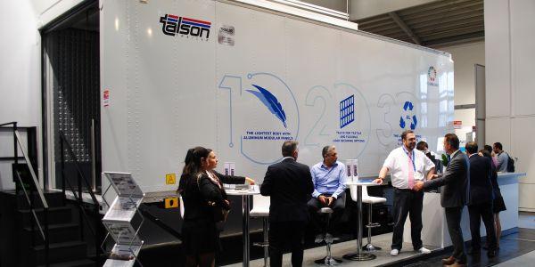 Talson yeni  aracını Münih'te sektörle buluşturdu