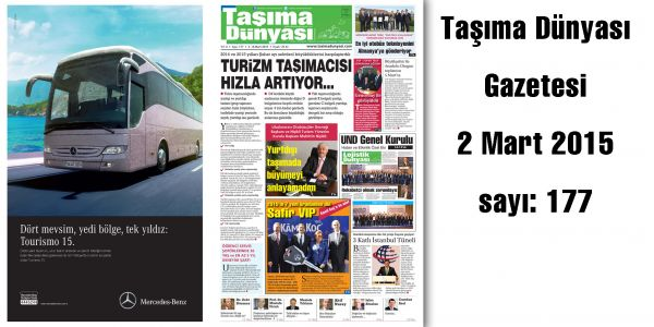 Taşıma Dünyası Gazetesi_177 PDF 2 Mart 2015