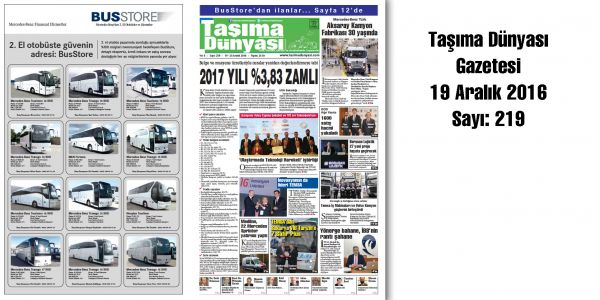 Taşıma Dünyası Gazetesi_259 PDF 19 Aralık 2016