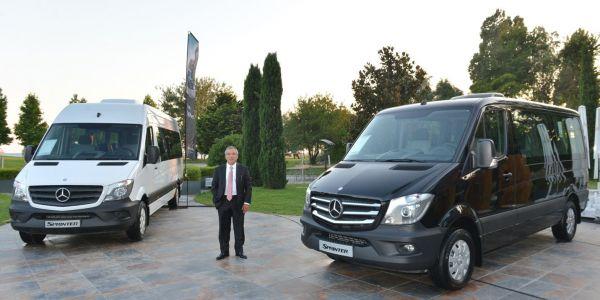 Mercedes-Benz Sprinter yenilendi