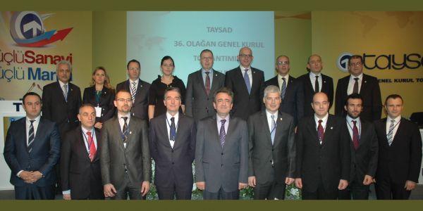 TAYSAD Başkanı yeniden Dr. Mehmet Dudaroğlu