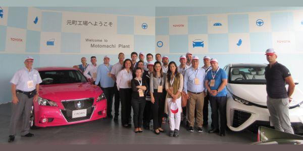 TAYSAD, İş Mükemmelliği URGE Projesi ile Japonya'daydı