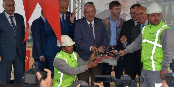 Tekirdağ'a 25 milyon TL'ye yeni otobüs terminali