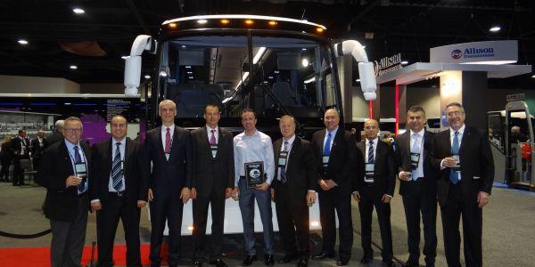 TEMSA, Amerika'da Otobus Üretecek