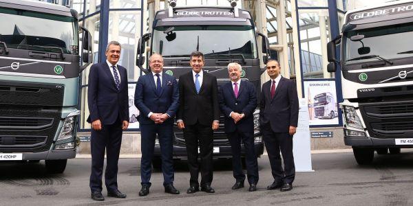 Temsa İş Makinaları, Volvo Kamyon'un Türkiye'deki Tek Yetkili Distribütörü oldu