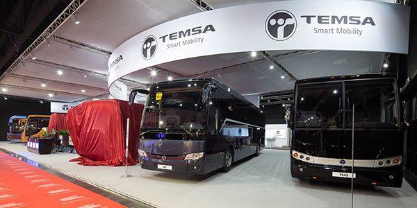 Temsa'dan Avrupa pazarına yepyeni iki otobüs
