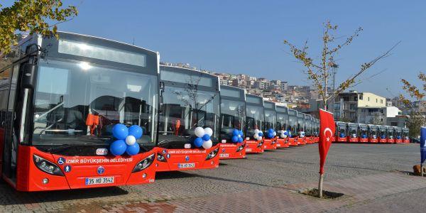 TEMSA'dan İzmir'e 110 Avenue