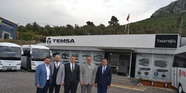 TEMSA'nın İzmir bayisi Yaşaroğlu Otomotiv oldu4