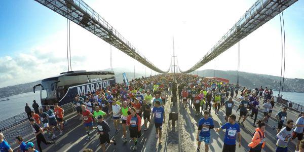 Temsa'nın Maraton'u İstanbul Maratonu'nda koştu