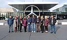 10 StartUP girişimcisi Almanya'daki eğitime katıldı