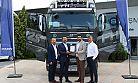 25. yıla özel VolvoFH16 Agit Nakliyat'a teslim edildi