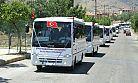 40 otobüslük ihale 4 Nisan'da