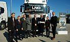 Acarpet ve Havi Lojistik LNG'li Scania çekici aldı