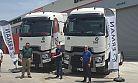 Aktur, İlk Renault Trucks Araçlarını Teslim Aldı