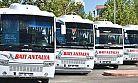 Alanya ulaşımında otobüslerde dönüşüm olacak