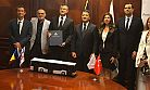 Anadolu Isuzu Romanya'ya 104 Citiport Otobüs gönderiyor