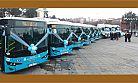 Anadolu Isuzu'dan Erzurum ulaşımına 7 Isuzu otobüs