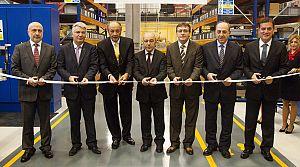Anadolu Motor, 44 milyon TL yatırımla yeni üretim tesisini hizmete açtı