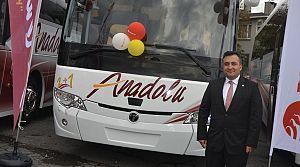 Anadolu Ulaşım 2017'de 4 milyon yolcu