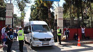 Antalya'da servis araçlarına tahdit geliyor