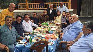 AŞTİ KOOP yönetimi birlik ve beraberlik sergiliyor