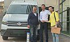 Atik Turizm filosuna 2 Volkswagen Crafter kattı