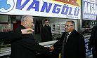 Başkan Memduh Büyükkılıç Kayseri Otogarı'nı ziyaret etti