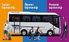 Bir otobüsle üç işi birden yap!