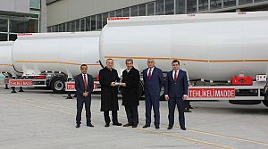 BPET 10 Kässbohrer Akaryakıt Tankeri aldı