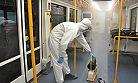 BURULAŞ araçları nano teknoloji ile temizleniyor