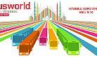 Busworld Turkey Fuarı Kapılarını Açıyor