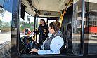 100 kadın otobüs şoförü arıyor.