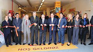 DHL Express, Ankara'da yeni bir  Hizmet Merkezi açtı