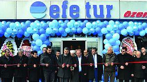 Efe Tur İstanbul-Ankara seferlerine başladı