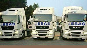 ESAS Petrol filosunu MAN TGS Efficientline  serisi çekicilerle güçlendiriyor…h