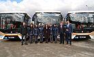 Eskişehir'in ilk kadın otobüs şoförleri işe başladı