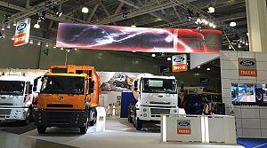 Ford Trucks, Rusya'da gövde gösterisi yaptı