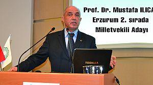 Prof. Dr. Mustafa Ilıcalı TBMM yolunda