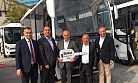 Gürsel Turizm 150 araçlık yatırımın ilk partisini yaptı