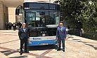 Gürsel Turizm'den Amman'da toplu taşıma hizmeti
