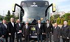 Gürsel Turizm'den Fenerbahçe'ye Mercedes-Benz Tourismo