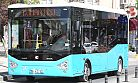 Halk otobüsçüsüne 160 litre yakıt desteği