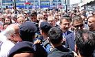 İBB Başkanı İmamoğlu İstanbul Otogarında