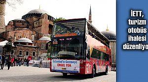 İETT'den turizm otobüsü ihalesi