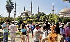 İlk 6 ayda İstanbul'a gelen turist sayısı
