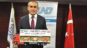 İran araçları Türkiye'ye 50 litreden fazla mazotla girmemeli