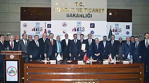 İran ile 30 milyar dolarlık ticaret hedefine eTIR Projesi desteği