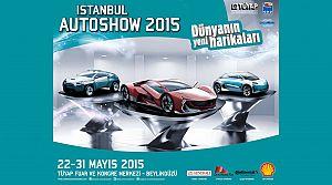 İstanbul Autoshow'da 27 yeni model sergilenecek