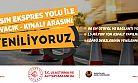 İstanbul'da Mahmutbey Kavşağı yenileniyor